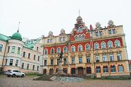 俄式建筑图片