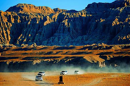 西藏古格王朝越野自驾图片