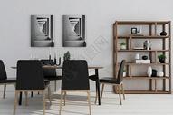 北欧餐厅设计图片
