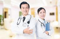 医务室里的医务人员图片