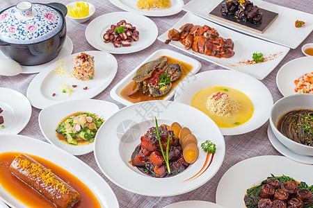 中餐全家福图片