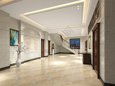 欧式豪华客厅图片