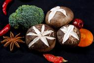 新鲜香菇图片