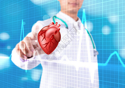 心脏病治疗研究图片