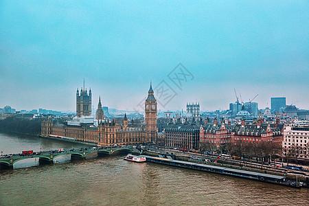 英国伦敦城市建筑风光图片