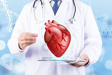 医疗心脏健康检查图片