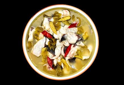 四川酸菜鱼图片