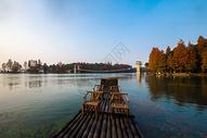 武汉东湖落雁岛景区风光图片