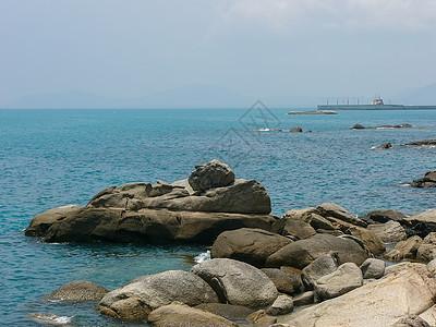 海南三亚美丽海景图片