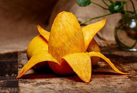 芒果 水果图片