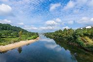 江西婺源月亮湾美景图片