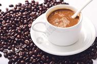 咖啡创意组合图片