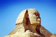埃及狮身人面像图片