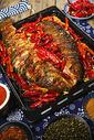 烤鱼500813120图片