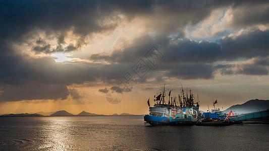 象山渔港图片