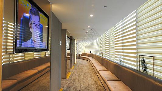 现代建筑室内走廊走道办公区酒店图片