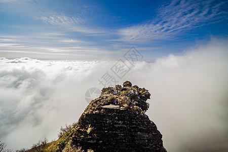 梵净山云海图片