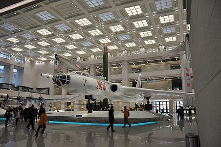 北京军博馆飞机图片