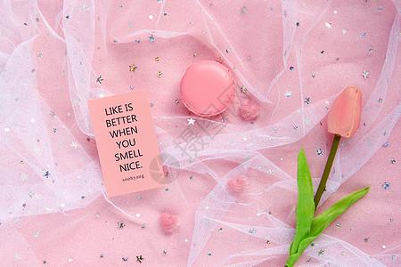 粉色时尚背景图片