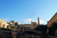 耶路撒冷大卫城图片