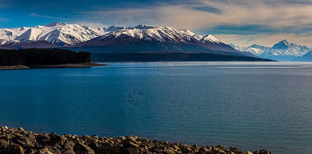 新西兰库克山国家公园图片