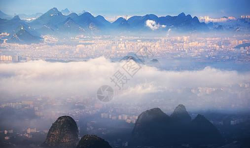 梦幻之城桂林图片