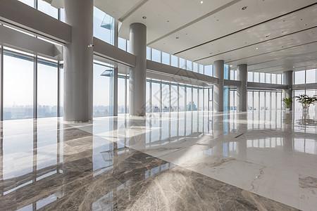 商务办公楼空中走廊图片