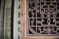 古建筑里的雕花艺术图片