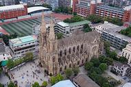 广州石室教堂图片