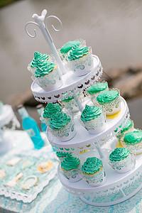 婚礼蛋糕甜点图片