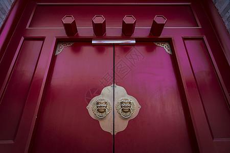 大红门门环图片