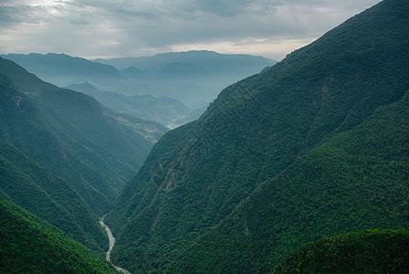 湖北恩施大峡谷5A景区风光图片