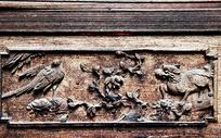 古宅木雕图片