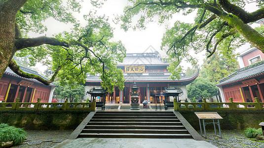 杭州岳王庙忠烈祠图片