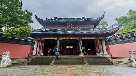杭州岳王庙门楼图片
