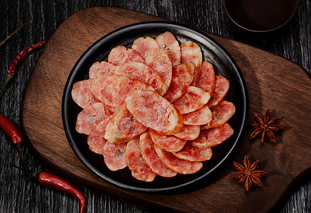 香肠腊肉图片