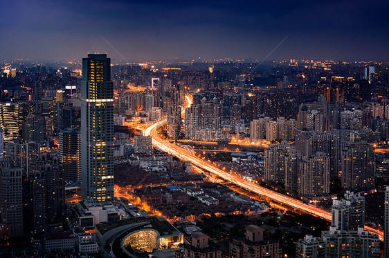 上海夜景风光图片