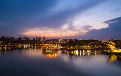 西安曲江池图片
