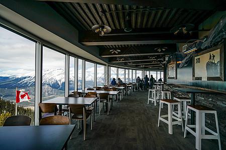 硫磺山观景大厅图片