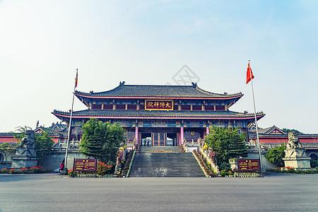 四川乐山大佛寺图片