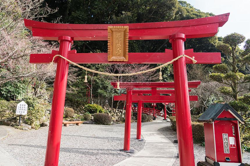 日本别府稻荷神社图片