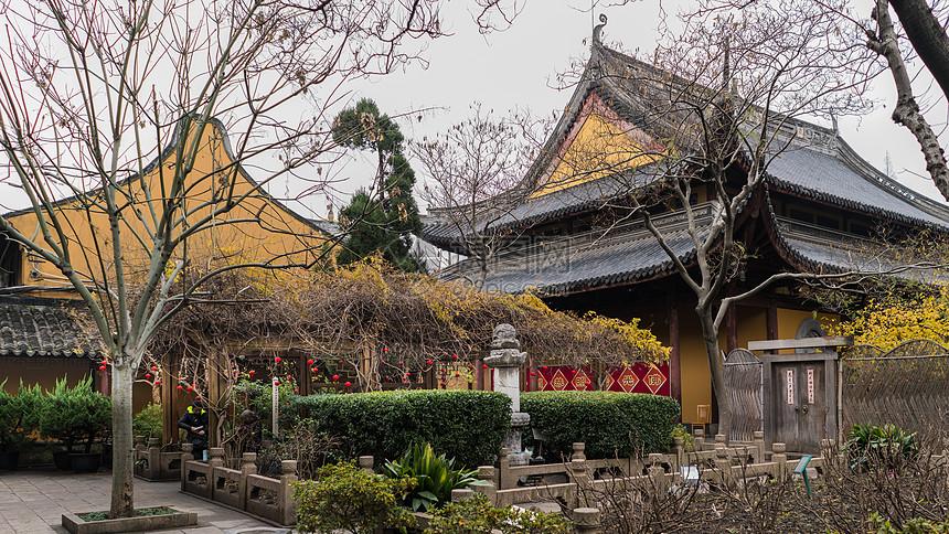 上海龙华寺图片