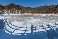 冬天的神农架大九湖图片