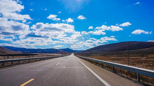 内蒙古公路图片