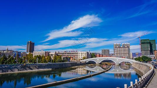 内蒙古呼和浩特城市景观图片