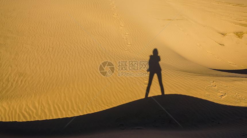 内蒙古达拉特旗响沙湾图片