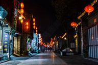 扬州东关街夜景图片