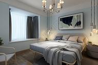 现代卧室图片