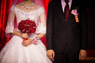 婚礼礼服图片