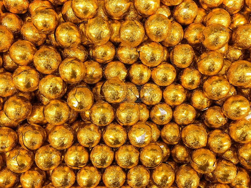 年货金蛋巧克力图片